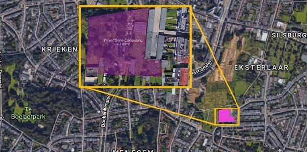 Op het Eksterlaar staat een cohousing project in de startblokken