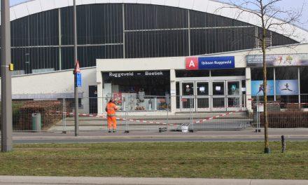 IJsbaan Ruggeveld blijft gesloten om veiligheidsredenen