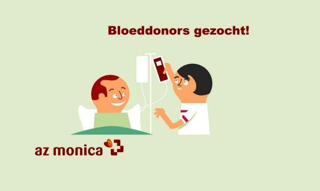 Zakje bloed kan leven redden