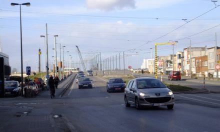Werkzaamheden aan de 'brug van het Sportpaleis' zijn begonnen