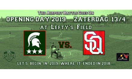 Deurne Spartans baseball- en softballclub is klaar voor het nieuwe seizoen