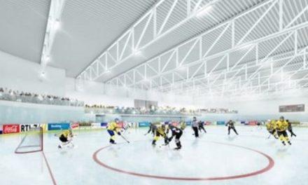 Sportoase bouwt schaatsbaan in Park Groot Schijn