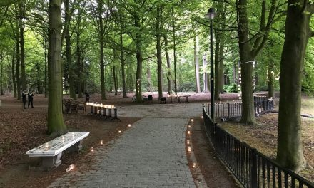 Herdenkingswake voor Julie Van Espen in het Rivierenhof