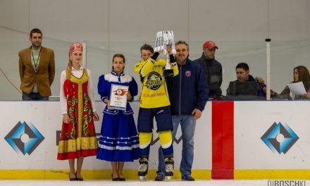 Jeugdspelers van Antwerp Phantoms vechten in Rusland tot de laatste snik