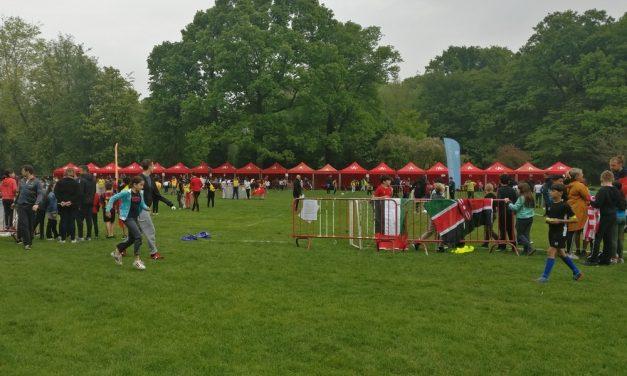 Afrikaans voetbalkampioenschap wordt gespeeld in Te Boelaarpark