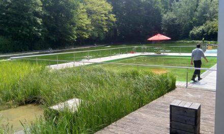 Zwemvijver Boekenbergpark gaat weer open