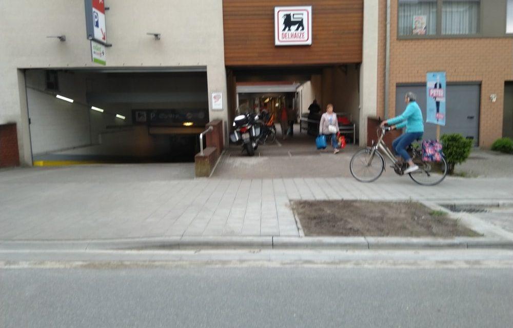 Ontwerpers houden geen rekening met de fietsers