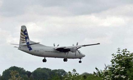 Nieuwe luchtvaartmaatschappij Air Antwerp vliegt op Londen.