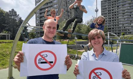 Deurne houdt de sigaret uit het zicht van jongeren