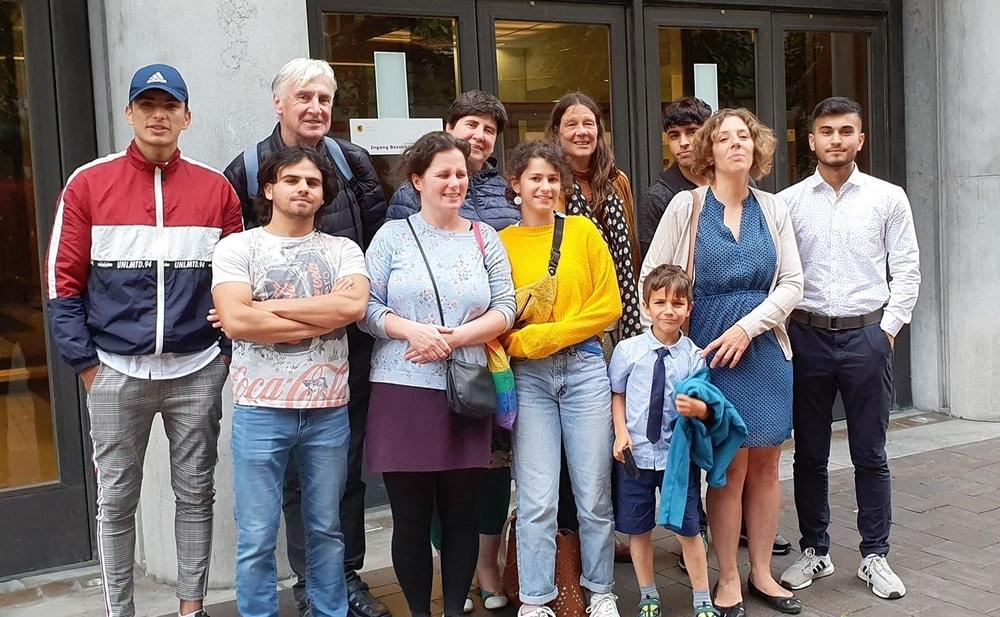 Kinderrechtencommissaris luistert naar de bezorgdheden van pleegouders