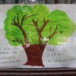 """""""Door het geklungel van AG Vespa wordt een grote boom geveld"""""""