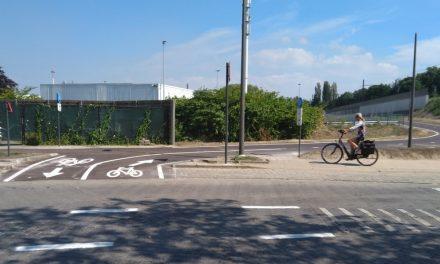 Fietsostrade Antwerpen-Lier klaar tussen Deurne en Mortsel