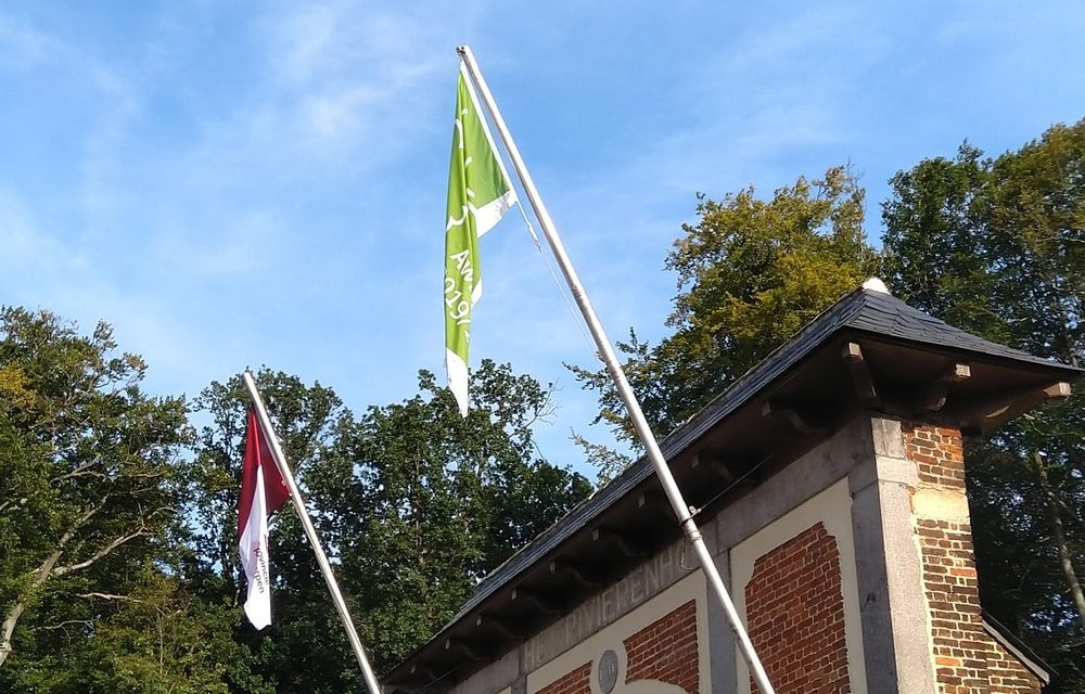 Rivierenhof krijgt voor het tweede jaar op rij een internationale onderscheiding