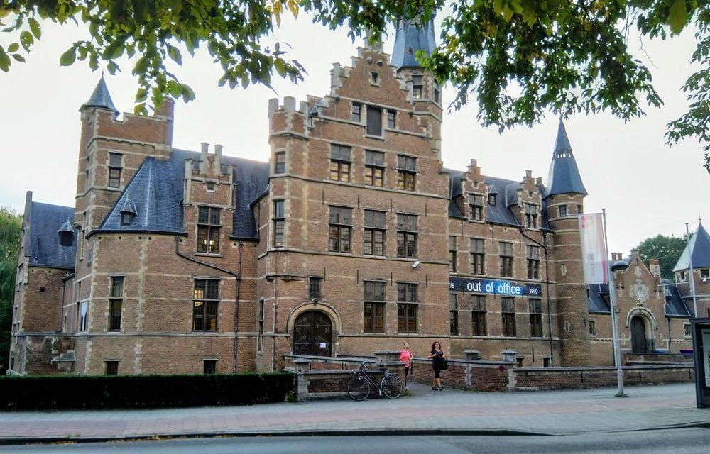 Kasteel Sterckshof wordt niet meer verkocht maar wel verpacht
