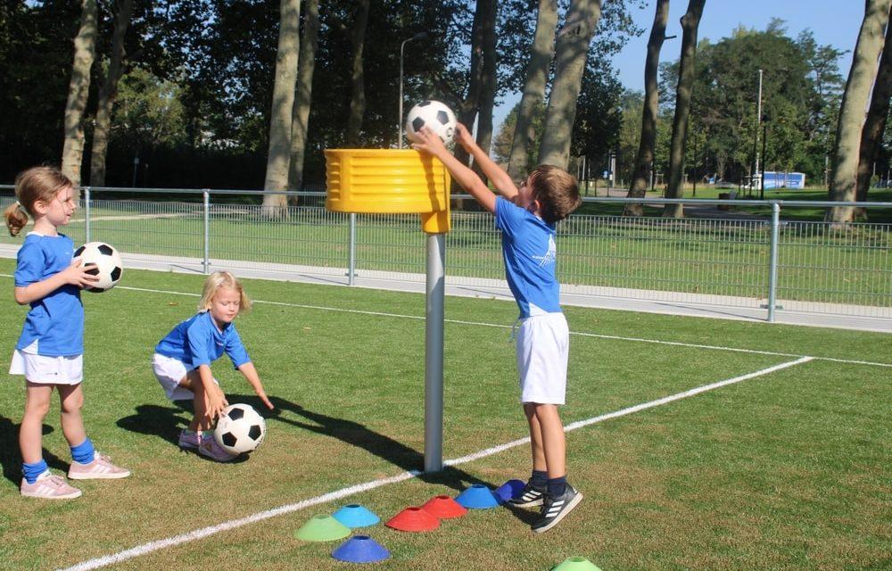 Korfbalclub A.T.B.S. bestaat 75 jaar en nodigt alle kinderen uit