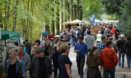 Ecodroom (met rommelmarkt en repair café)