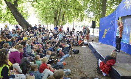 Wonderwoud viert 40 jaar Sprookjeshuis Rivierenhof