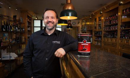 Is Amberres koffie van Verheyen het beste streekproduct van Vlaanderen?