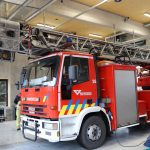 Brand in flatgebouw op de grens van Deurne en Borgerhout