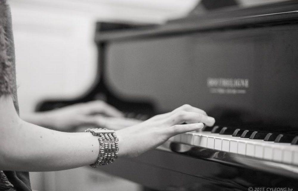Eve's pianostudio opent de deuren
