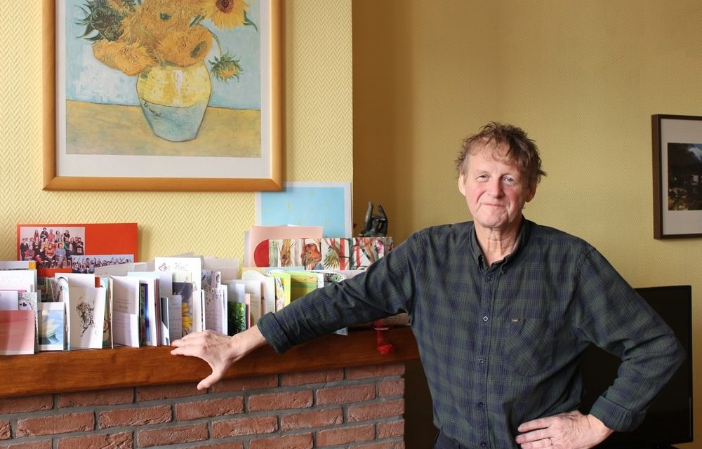 Een boek over het leven van dokter Dirk Van Duppen