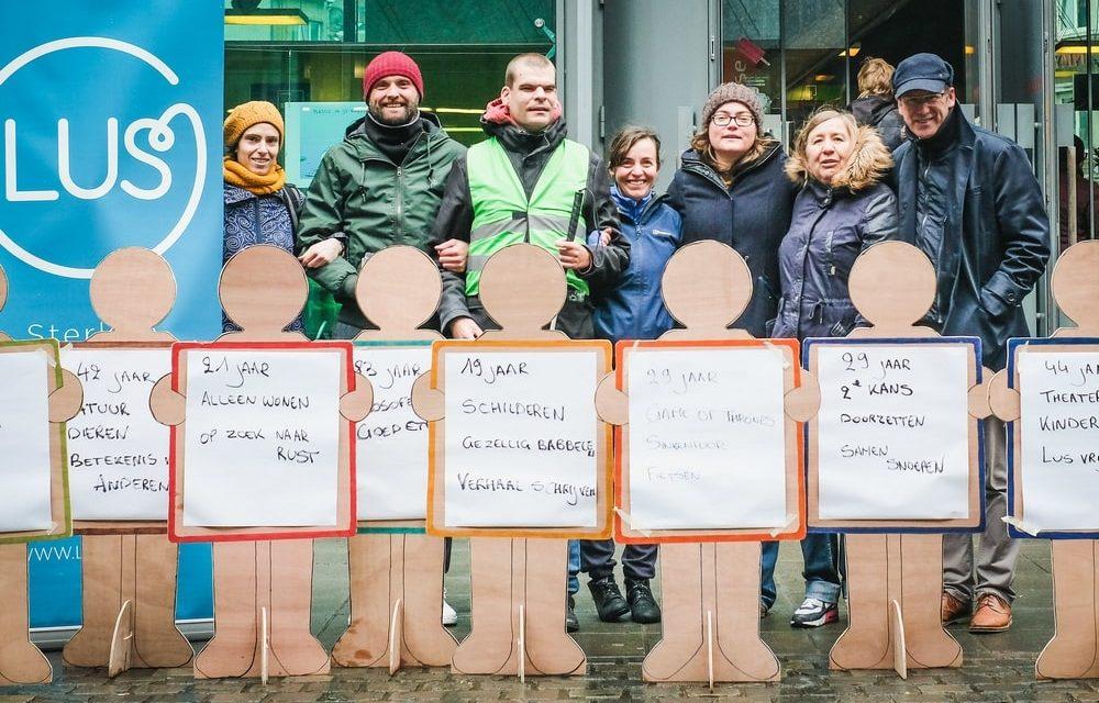Gezocht: vrijwilligers met sociaal engagement (m/v)