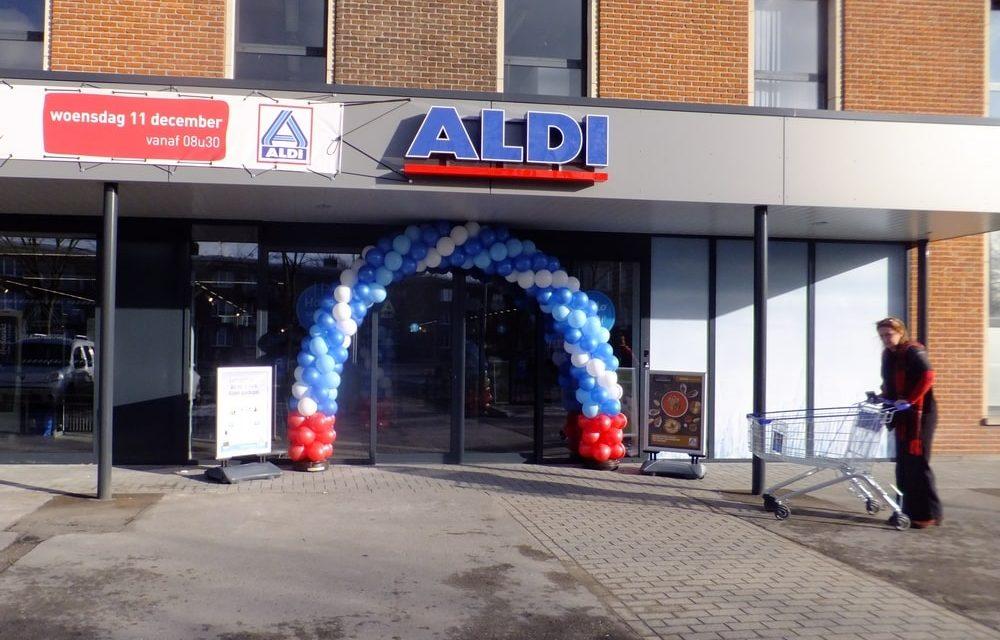 Vernieuwde Aldi is weer open