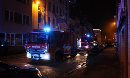 Brand zet 14 mensen op de straat