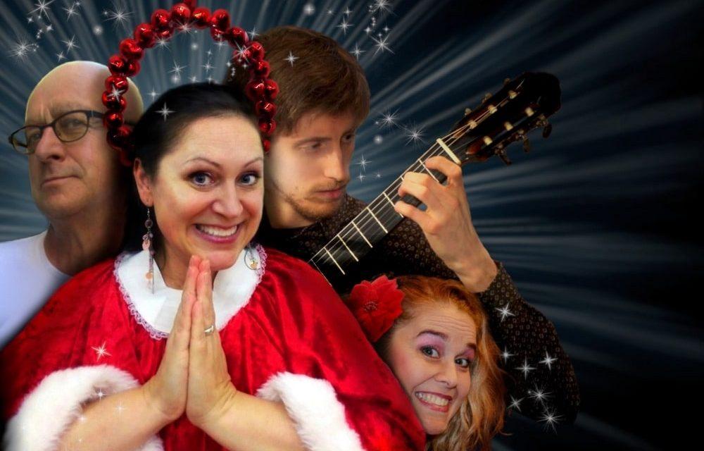 """Kerstconcert """"verdorie, weer kerst-miss!"""""""