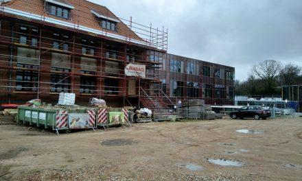 Renovatie en nieuwbouw van provinciale school duren langer dan verwacht