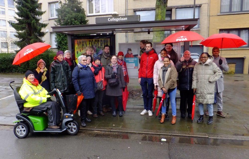 PVDA Deurne wil bus 31 terug