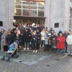 De stad sluit woonwagenterrein in Deurne