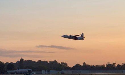 Air Antwerp schort de vluchten naar Londen op