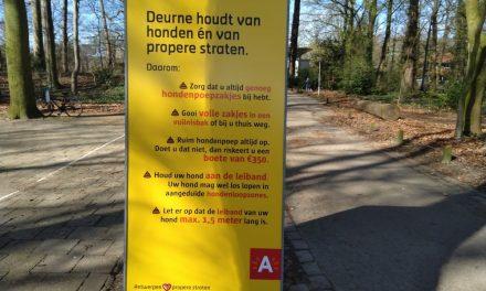 Actie tegen hondendrollen