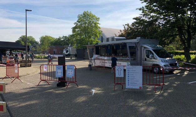 Markten in Deurne gaan open