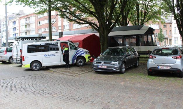 Dodelijk ongeval aan de tramhalte Eksterlaar