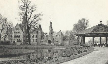 Oproep: info over kasteel Sterckshof gezocht