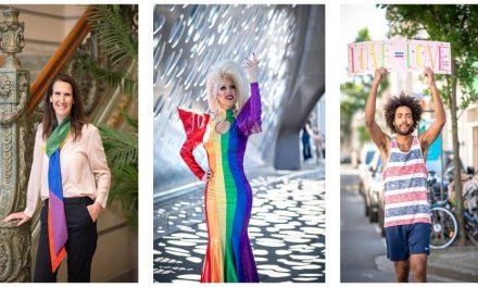Deurnese fotograaf laat de 'Belgian Pride' tocht uitgaan