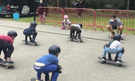 Kinderen kunnen sporten uitproberen