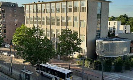 Voormalig Proximusgebouw wordt afgebroken