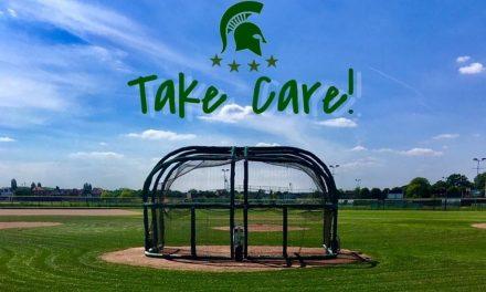 De baseball- en softballcompetitie begint weer