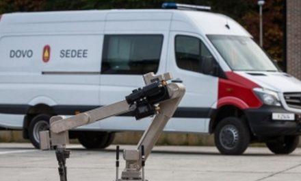 Ontploffingen in Deurne en Borgerhout