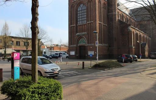 Vandalisme in de Sint Rochuskerk