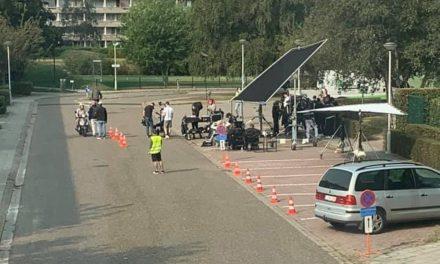 Filmcrew strijkt neer in Deurne