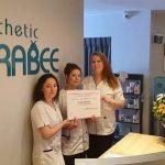 Schoonheidsinstituut Esthetic Scarabee uit Deurne hoort bij de beste zes van België