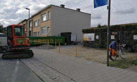 Tijdelijke verkeersveranderingen in buurt Kriekenhof