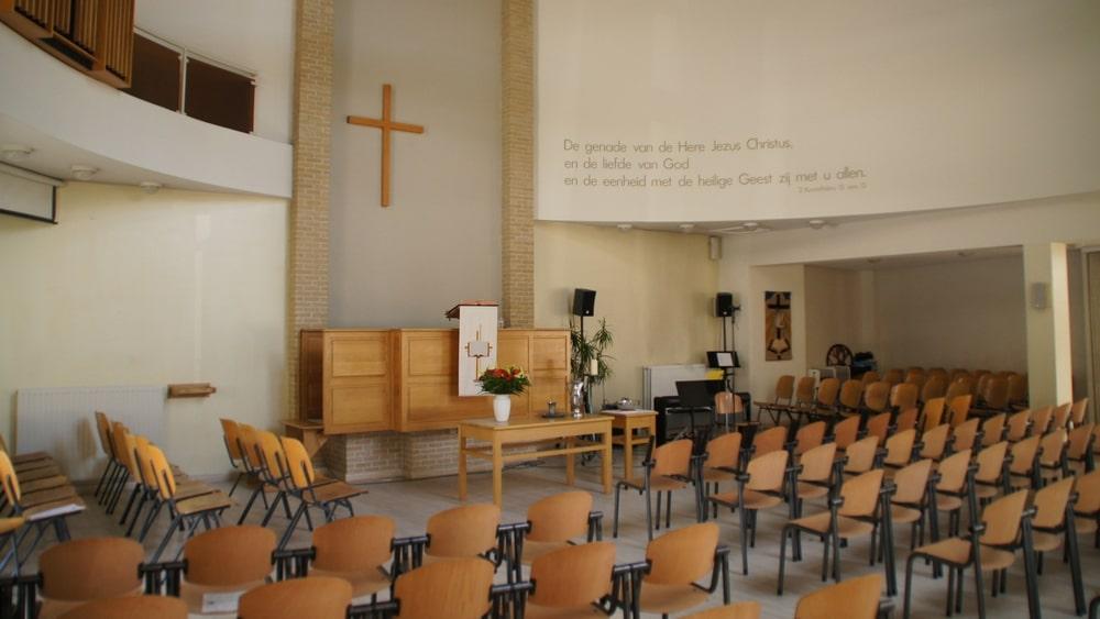 Bidden in tijden van gesloten gebedshuizen