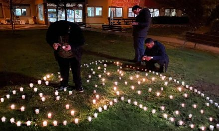 Een brandend hart voor de senioren in Deurne