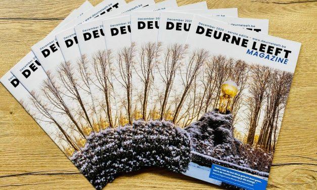 Deurne heeft een nieuw magazine