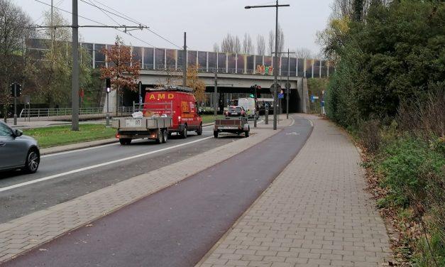 Deurne krijgt een fietsbrug